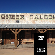 Pioneer Saloon exterior