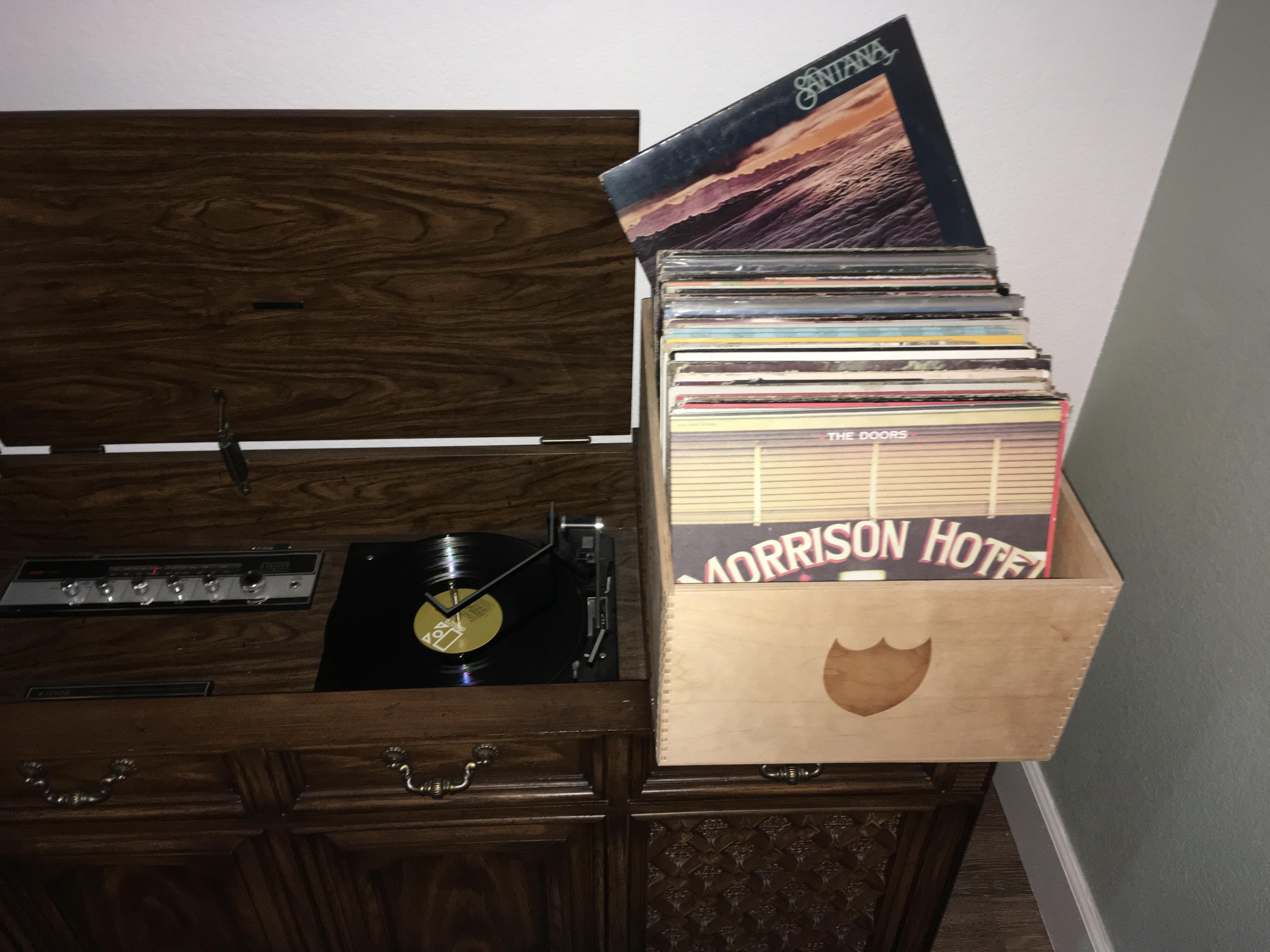 Vinyl for blog